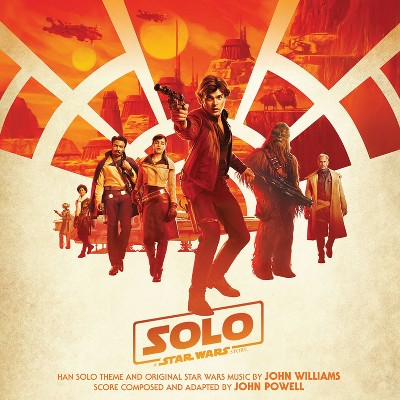 John Powell - Solo: A Star Wars Story (Original Motion Picture Sdtk) (CD)