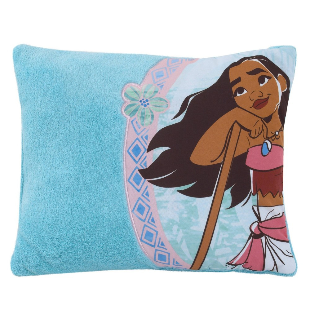 Image of Moana Toddler Bed Pillow, bed pillows