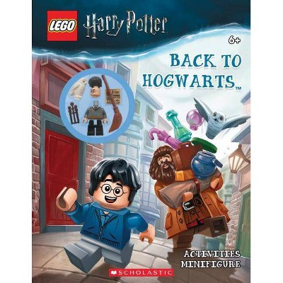Back to Hogwarts -  (Lego Harry Potter) by Ameet Studio (Paperback)