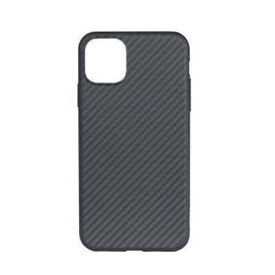 Evutec Apple iPhone 11 Pro Max/XS Max Karbon Case (with Car Vent Mount) - Black