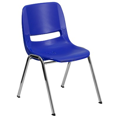 Plastic Stack Chair - Riverstone Furniture Collection