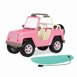 Our Generation Off-Roader 4x4 Doll Vehicle with Electronics