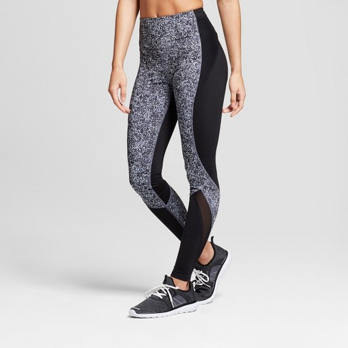 2dee40dfce5baa Women's Embrace High-Waisted Printed Leggings - C9 Champion® Black ...