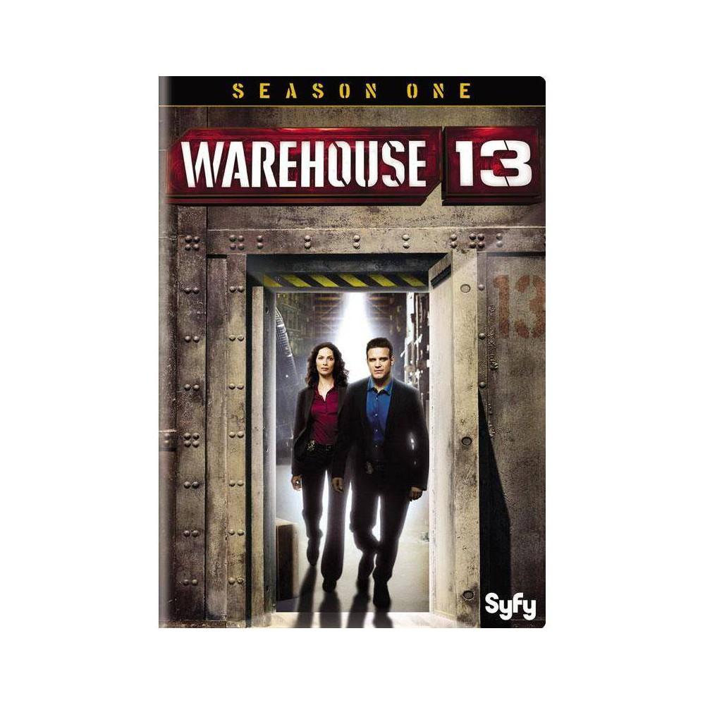 Warehouse 13 Season One Dvd