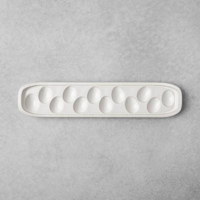 Egg Tray - Cream - Hearth & Hand™ with Magnolia