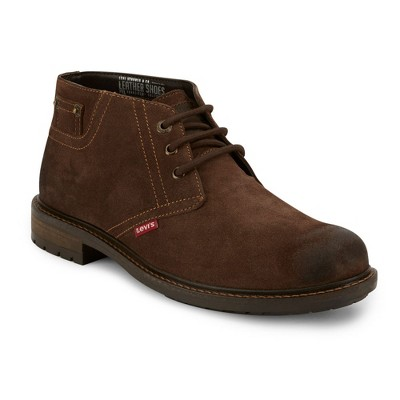 Levi's Mens Cambridge Suede Leather Casual Chukka Boot