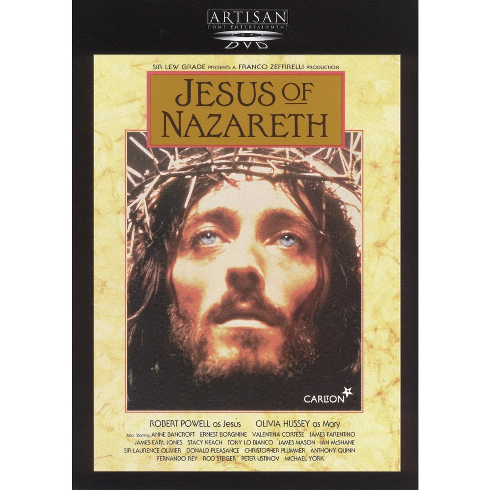 Jesus of Nazareth (2 Discs) (dvd_video)