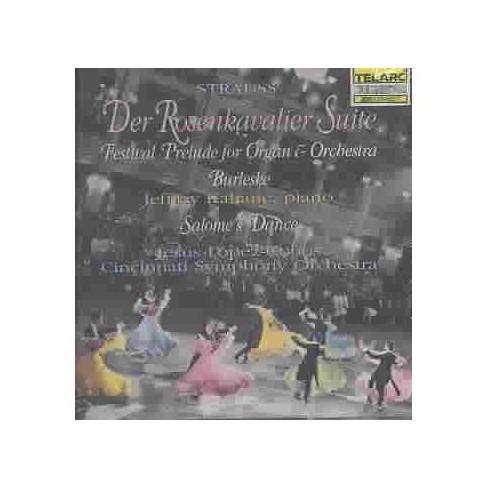 Strauss - Richard Strauss: Der Rosenkavalier Suite (CD) - image 1 of 1