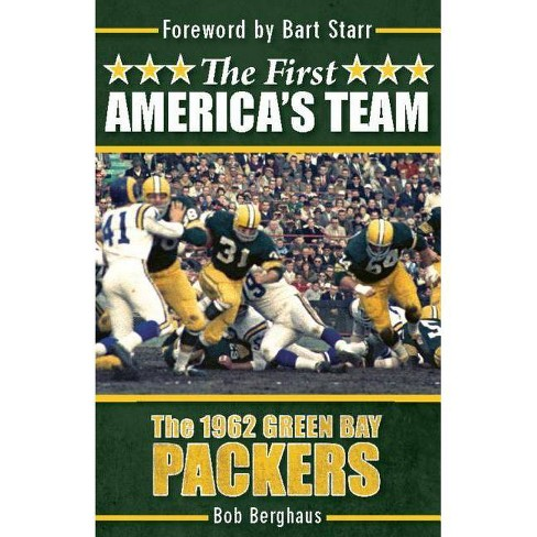 The First America's Team - by  Bob Berghaus (Hardcover) - image 1 of 1