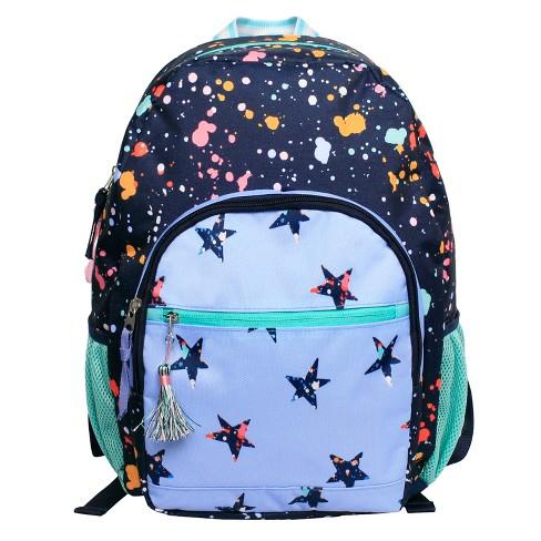 Kids Backpack Splatter Star 17 Cat Jack Target