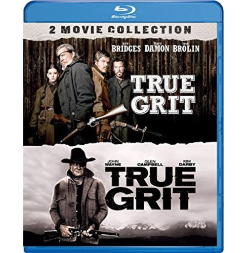 True Grit 2-Movie Collection (Blu-ray) - image 1 of 1