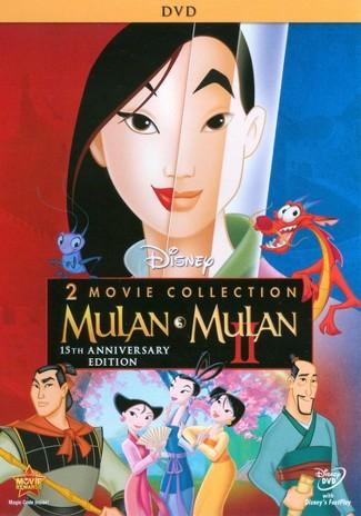 Mulan/Mulan II [2 Discs]