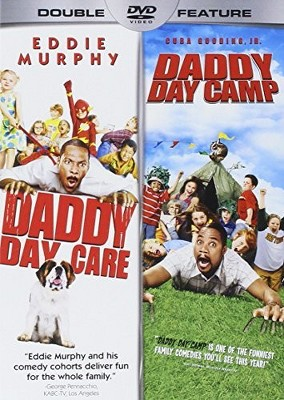 Daddy Day Camp / Daddy Day Care (DVD)(2016)