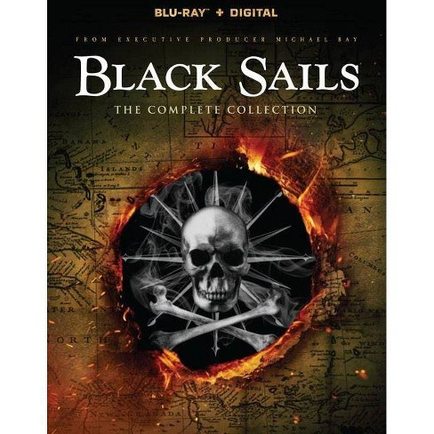 Black Sails: The Complete Collection (Blu-ray) - image 1 of 1