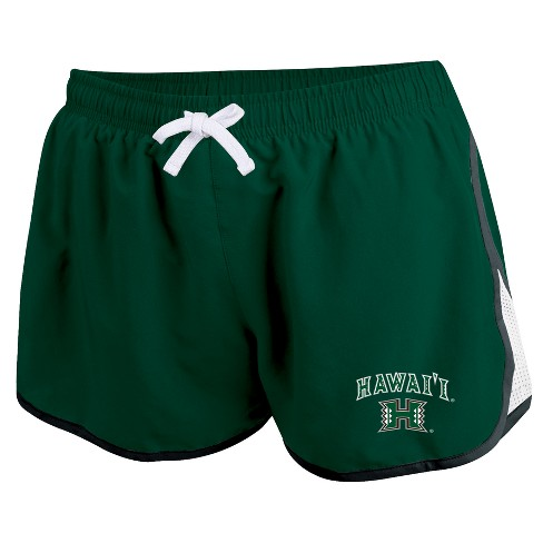 Hawaii Rainbow Warriors Women's Movement Athletic Short - image 1 of 3