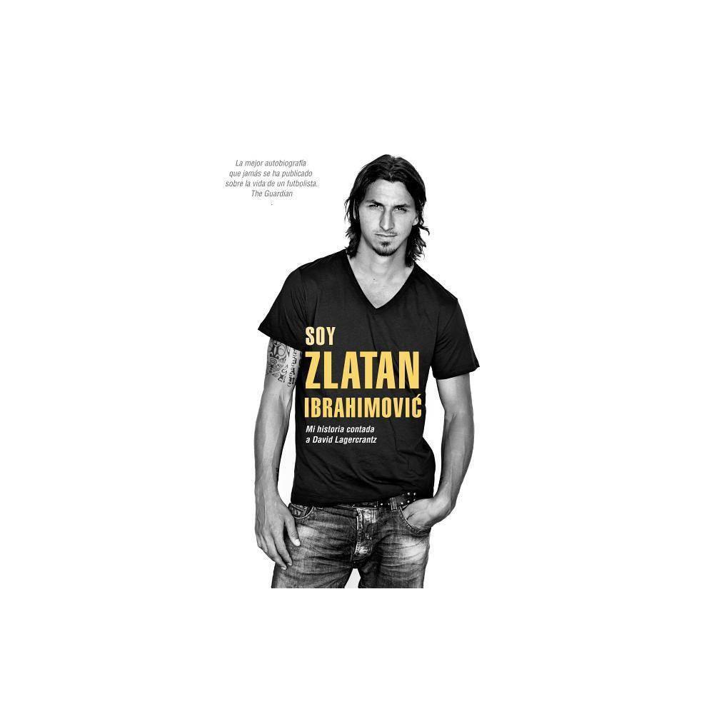 Soy Zlatan Ibrahimovic Paperback