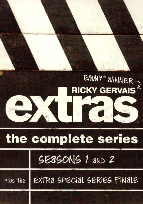 Extras: The Complete Series [Gift Set] [5 Discs] - image 1 of 1
