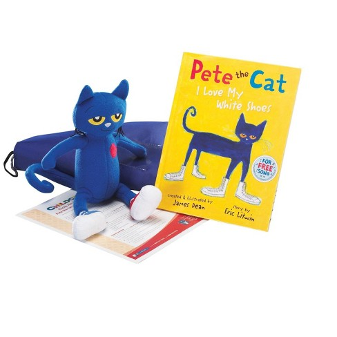 Childcraft Pete the Cat: I Love My White Shoes Literacy Bag, Book, and Plush - image 1 of 1