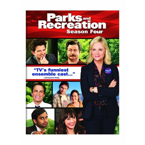 Parks and Recreation: Season Four [4 Discs] - image 1 of 1