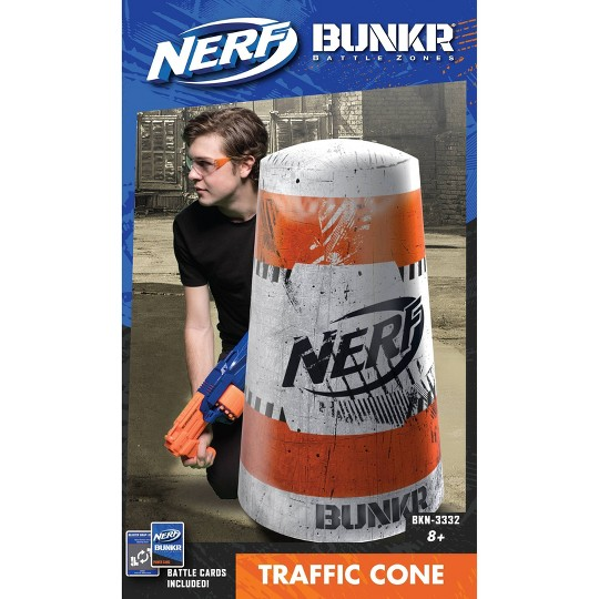 NERF x BUNKR Take Cover - Bale image number null