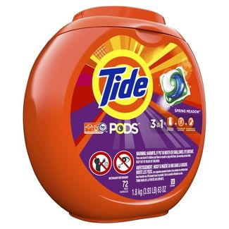 Tide PODS Laundry Detergent Pacs Spring Meadow - 72ct