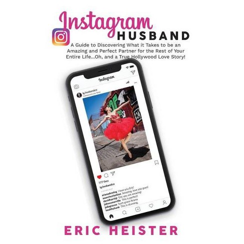 Instagram Husband - by  Eric Heister (Paperback) - image 1 of 1