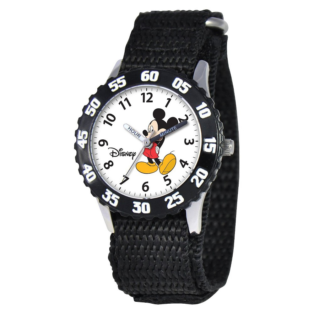 Boys Disney Mickey Watch Black