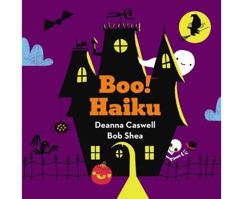 Boo! Haiku (School And Library) (Deanna Caswell) - image 1 of 1