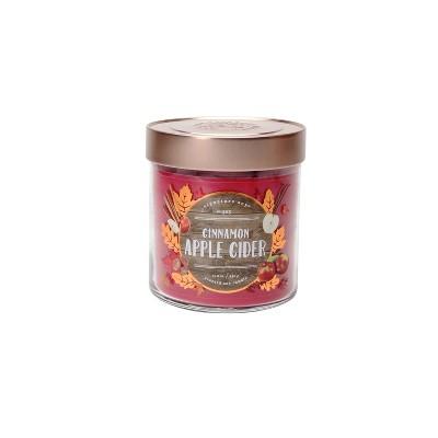 Jar Candle - 15.2oz - Cinnamon Apple Cider - Signature Soy