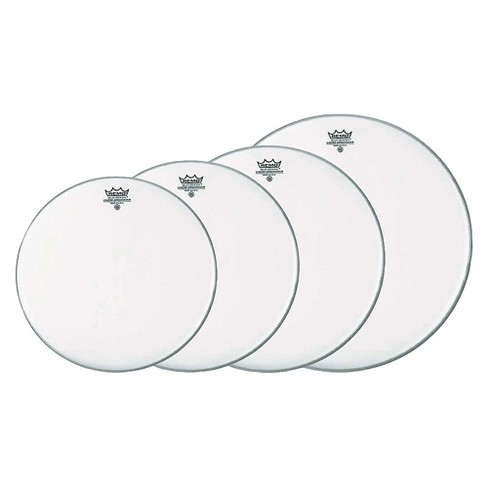 Remo Coated Ambassador Standard Pro Pack with Free 14 in. Coated Ambassador Snare Drum Head - image 1 of 1