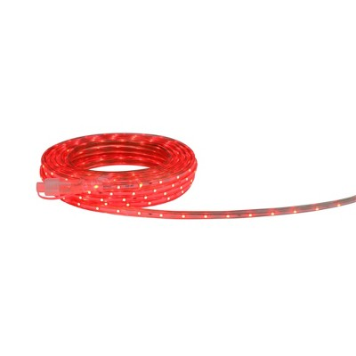Northlight 30' LED Outdoor Christmas Linear Tape Lighting - Red