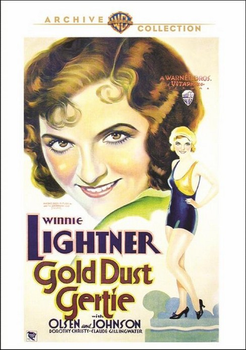 Gold dust gertie (DVD) - image 1 of 1