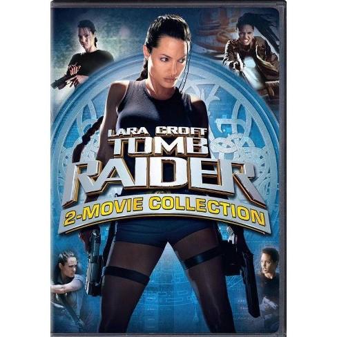 Tomb Raider 1 2 Dvd 2020 Target