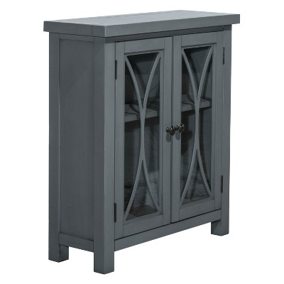 Bayside Two (2) Door Cabinet - Hillsdale Furniture