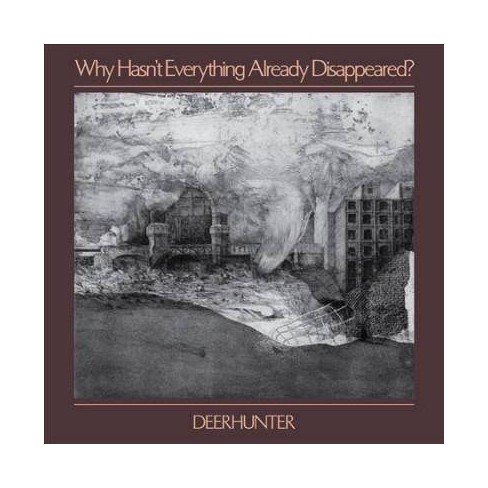 Deerhunter - Why Hasn't Everything Already Disappeared? (Vinyl) - image 1 of 1