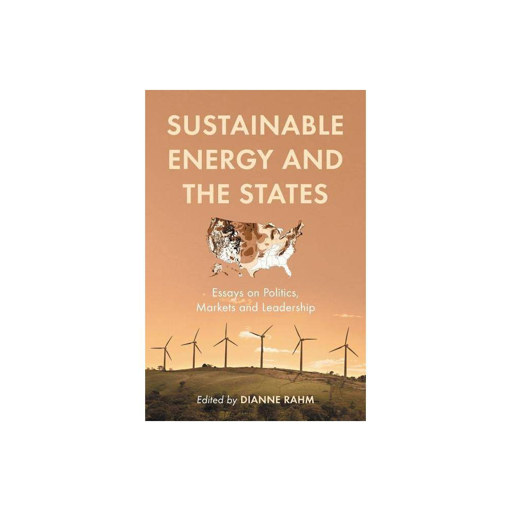 Sustainable Energy And The States By Dianne Rahm Paperback