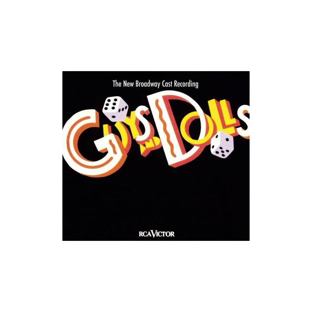 Original Cast; Miller Gin - Guys and Dolls (1992 Broadway Revival Cast) (Eco Pack) (CD) Cheap