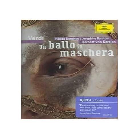 Verdi - Verdi: Un Ballo in Maschera (CD) - image 1 of 1
