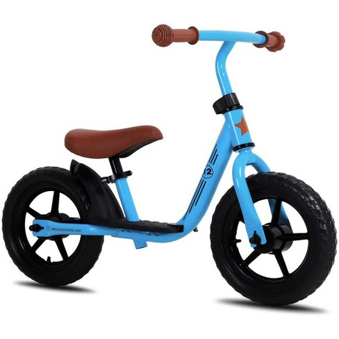 Joystar Roller 12 Inch Kids Toddler Ride On Training Balance Bike Bicycle for Ages 2 to 4, Blue - image 1 of 4