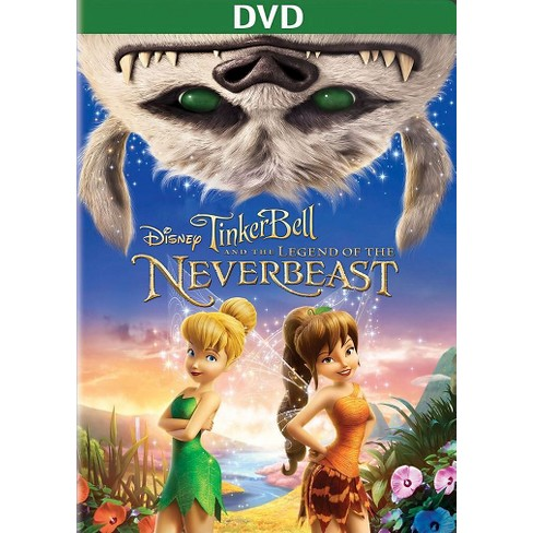 TinkerBell and the Legend of the NeverBeast - image 1 of 1