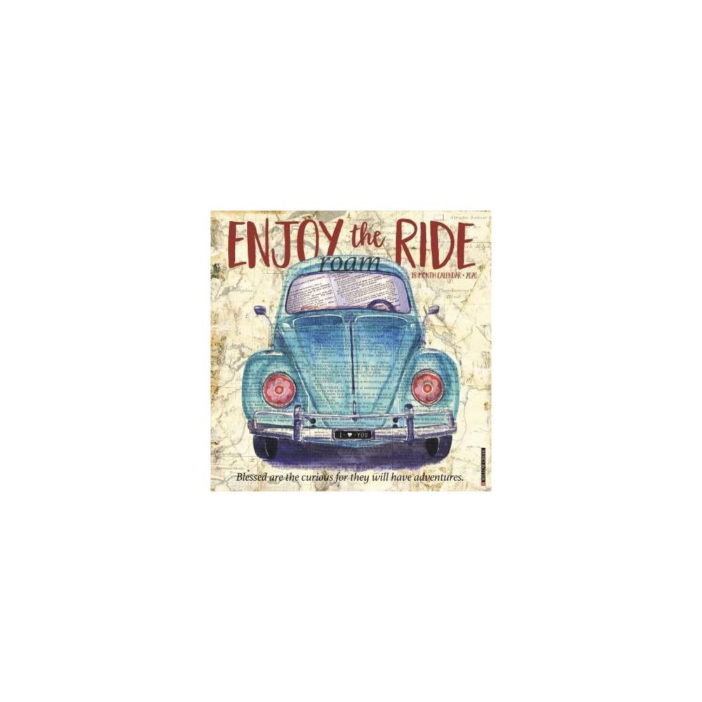 Enjoy the Ride 2020 Calendar - (Paperback)