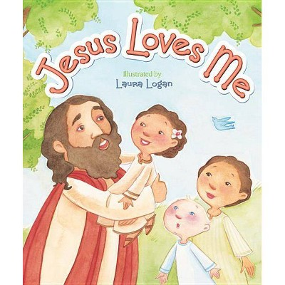 Jesus Loves Me - by  Traditional Traditional (Board Book)