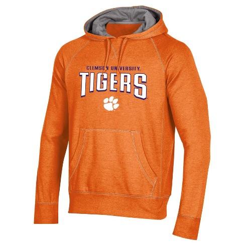 NCAA Clemson Tigers Men's Long Sleeve Cotton Hoodie - image 1 of 2