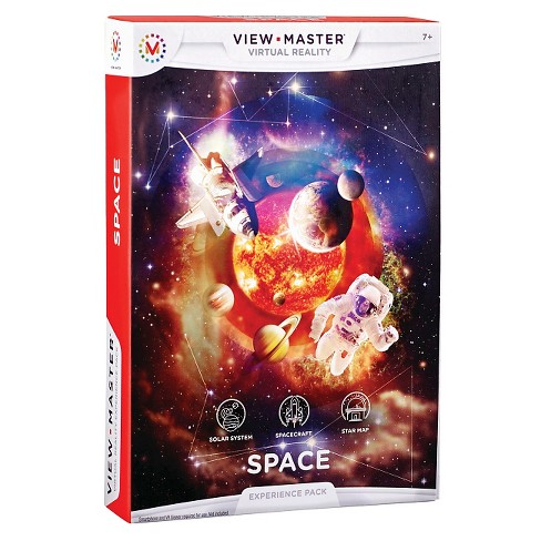 View-Master Experience Pack: Space : Target