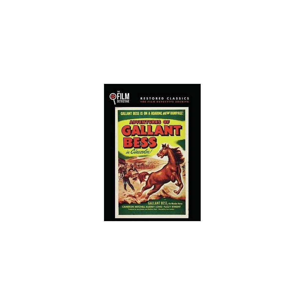 Adventures Of Gallant Bess (Dvd)