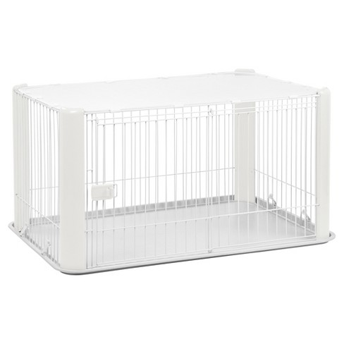 IRIS Deluxe Pet Play Pen - Extra Large - image 1 of 5