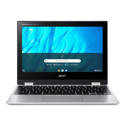 """Acer 11.6"""" Touchscreen Convertible Spin 311 Chromebook, 32GB storage, Silver (CP311-3H-K23X) - image 1 of 4"""