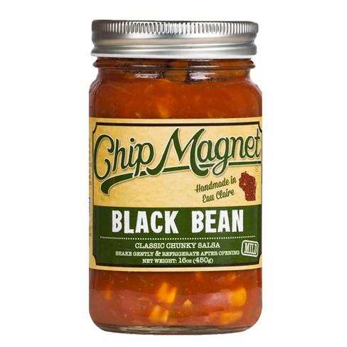 Chip Magnet Black Bean Salsa - 16oz Jar - image 1 of 1