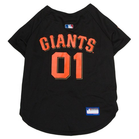 wholesale dealer 857d1 41db2 MLB Pets First Pet Baseball Jersey - San Francisco Giants