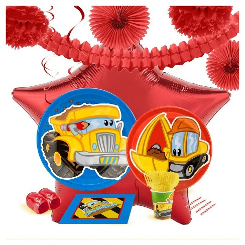 Construction Pals Party Decoration Kit - image 1 of 1